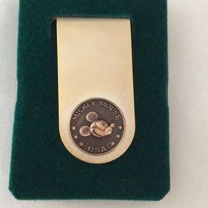 Other - Mickey Mouse money clip